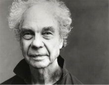 Merce Cunningham Headshot